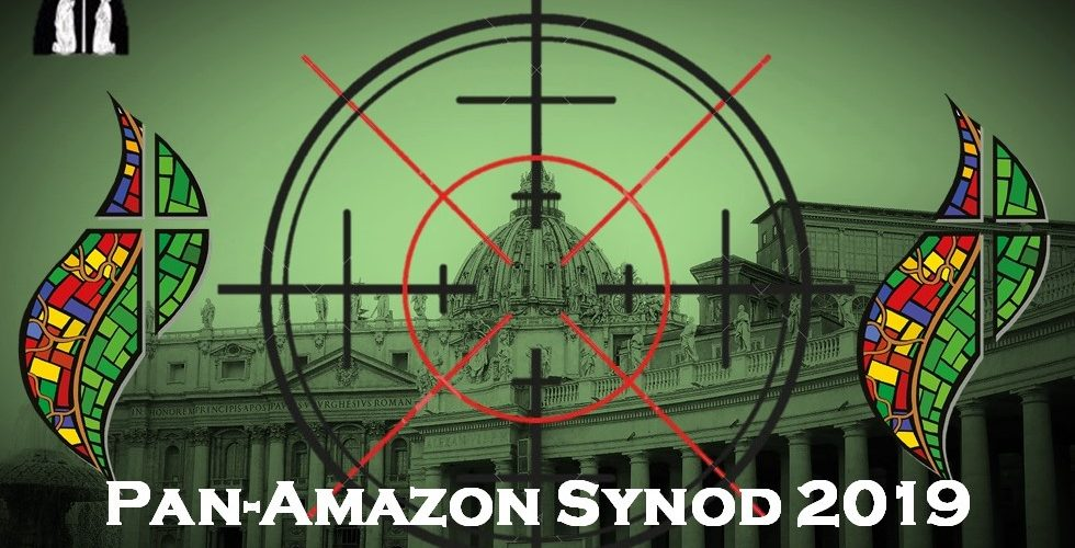 Amazon Synod Poised to Wage Total War on Catholic Faith: Our