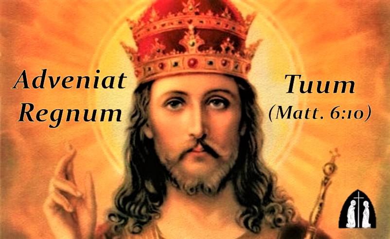 Que venha o seu reino: ensino social católico, parte I